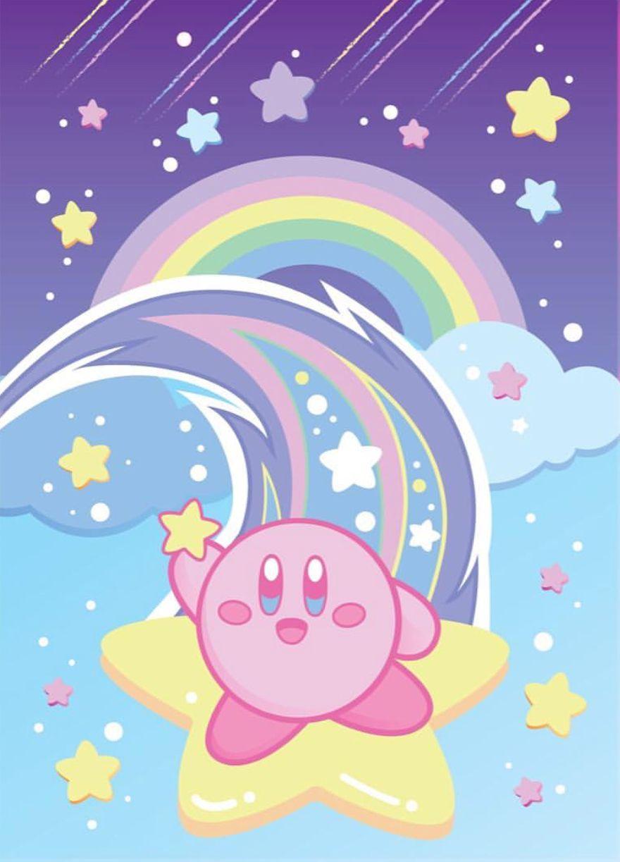 Kirby | Megan Allison | kirby | Nintendo, Videogames, Meta ...