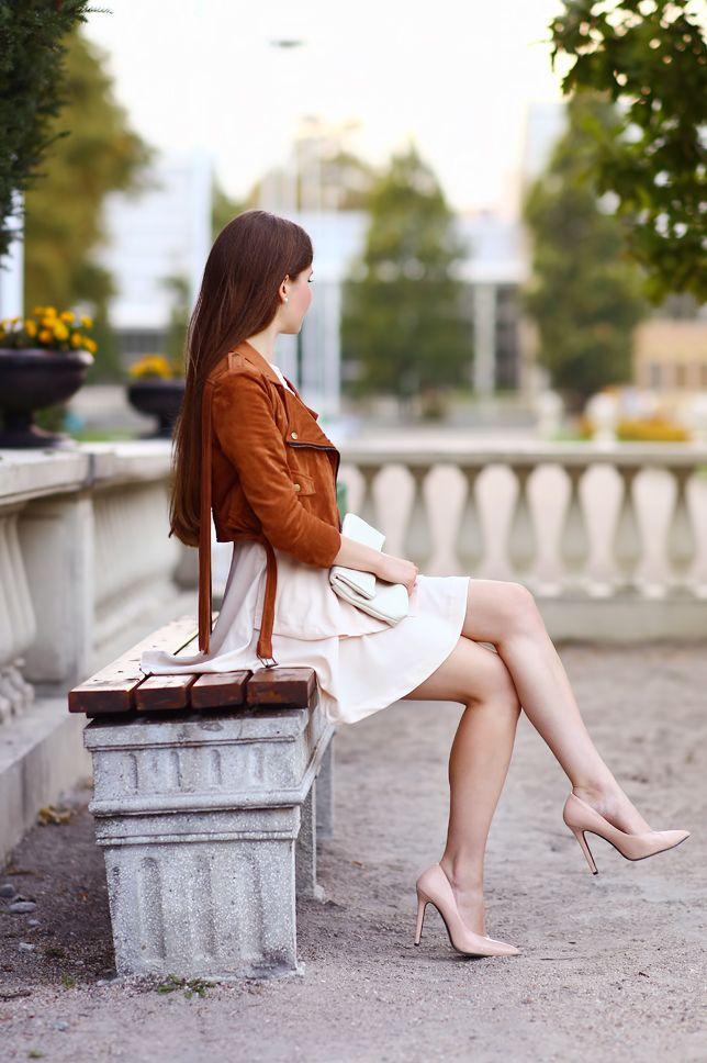 Officegirls Women With Beautiful Legs Legs Outfit Women