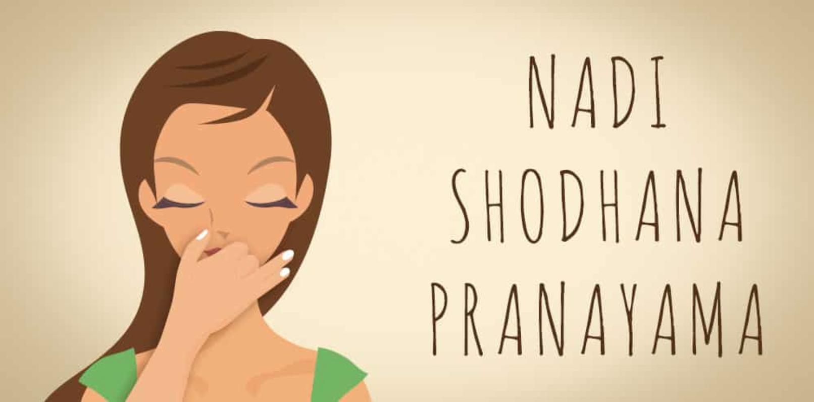 Comment Pratiquer Nadi Shodhana Pranayama Exercice De Respiration Respiration Yoga Types De Yoga
