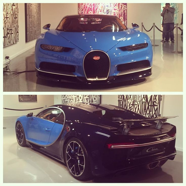 The one and only Bugatti Chiron. This happens to be the only one in North Americ... ,  #amazi... #bugattichiron