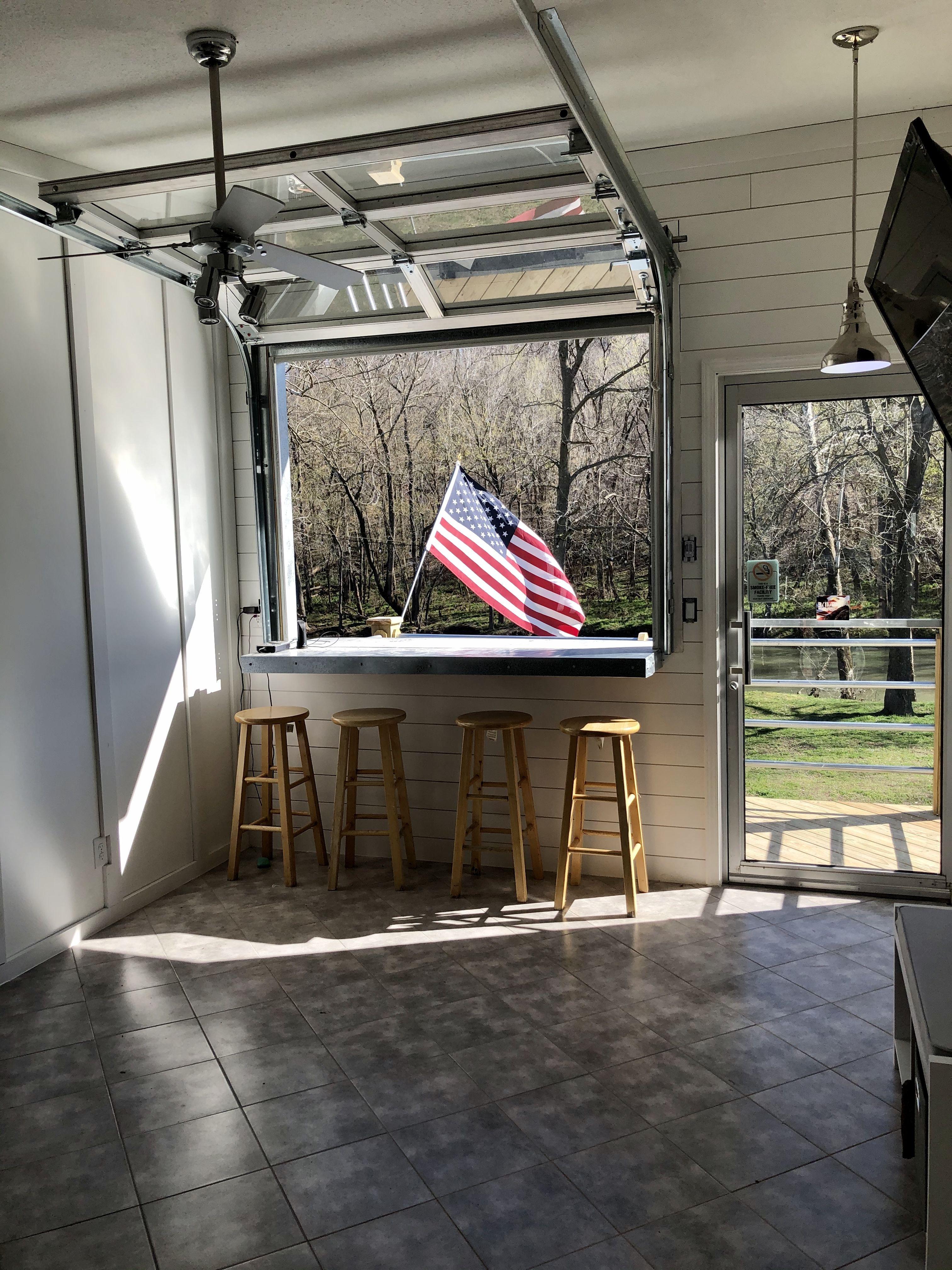 Bar Top Garage Door Garage Door House Garage Windows Garage Door Windows