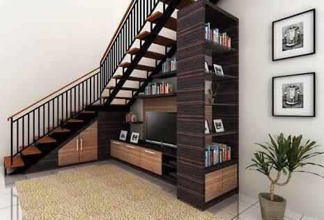 image result for lemari bawah tangga | dekorasi rumah