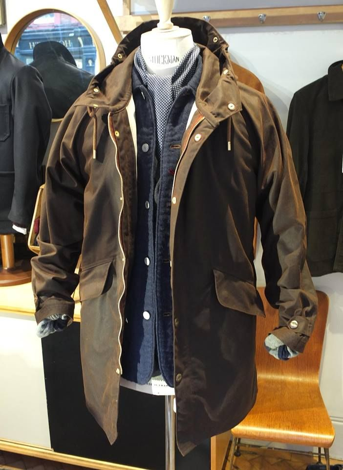 great parka. bastong of south korea - from john simons - again ...