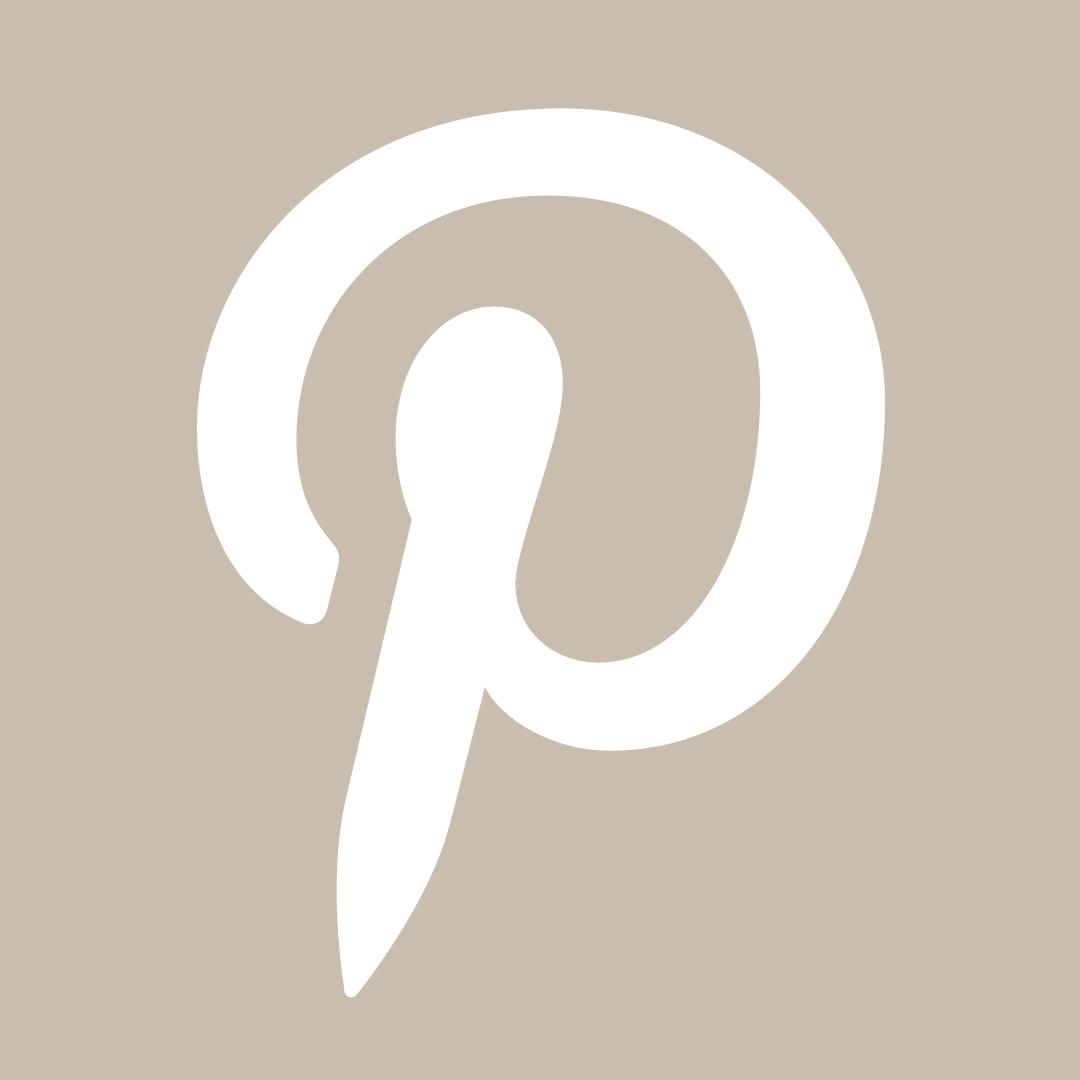 Pinterest App Icon Em 2020