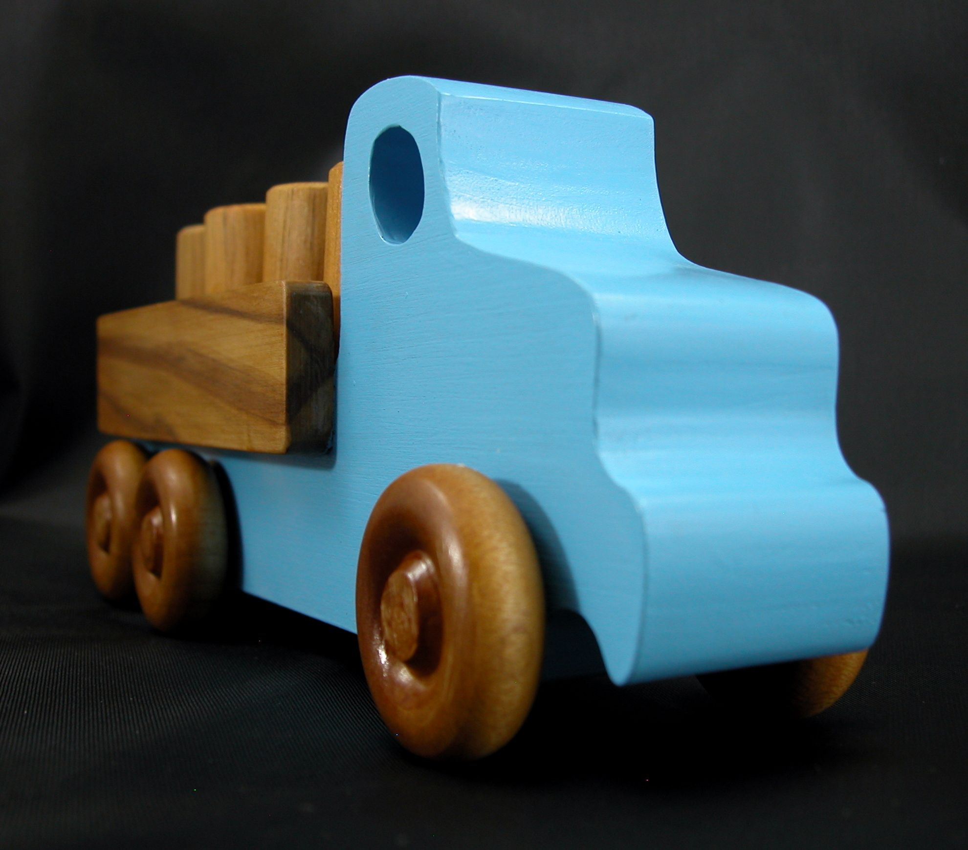 Car 3 toys  Handmade Wooden Toy Trucks Lorry Truck from The Quick N Easy