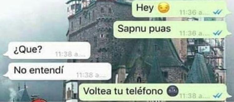 Whatsapp And Messenger Screenshot T R E I N T A Y S E I S No Te Entiendo Wattpad