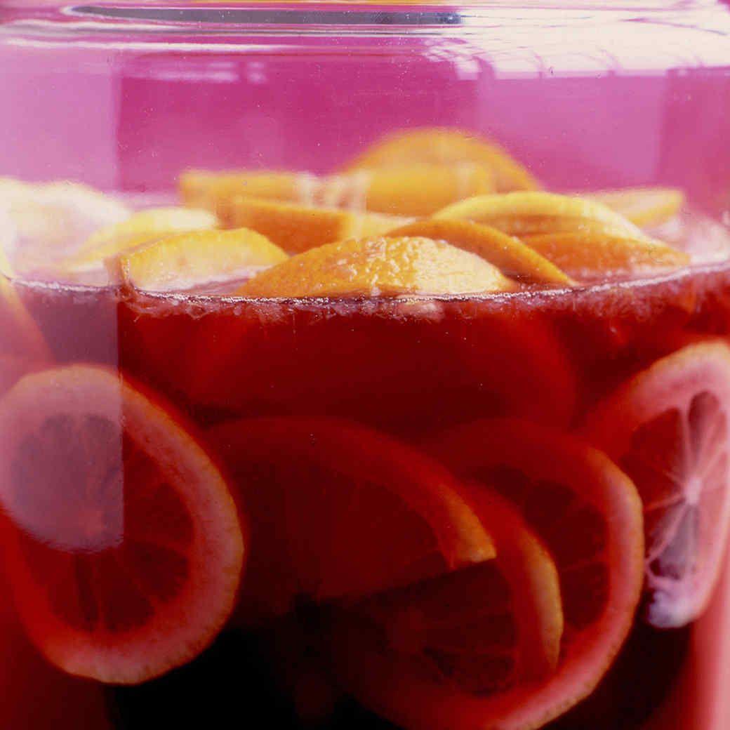 Summer Sangria Recipe Wine Recipes Summer Sangria Punch Recipes