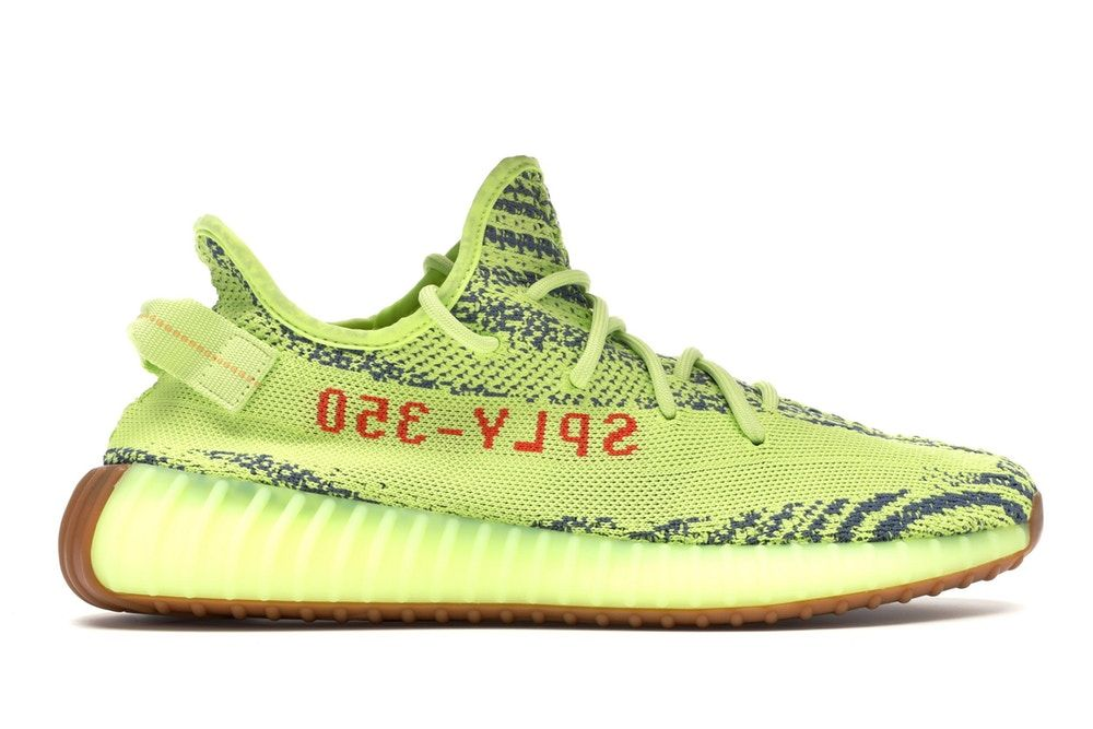 The Semi Frozen Yellow adidas Yeezy Boost 350 V2 was rumored