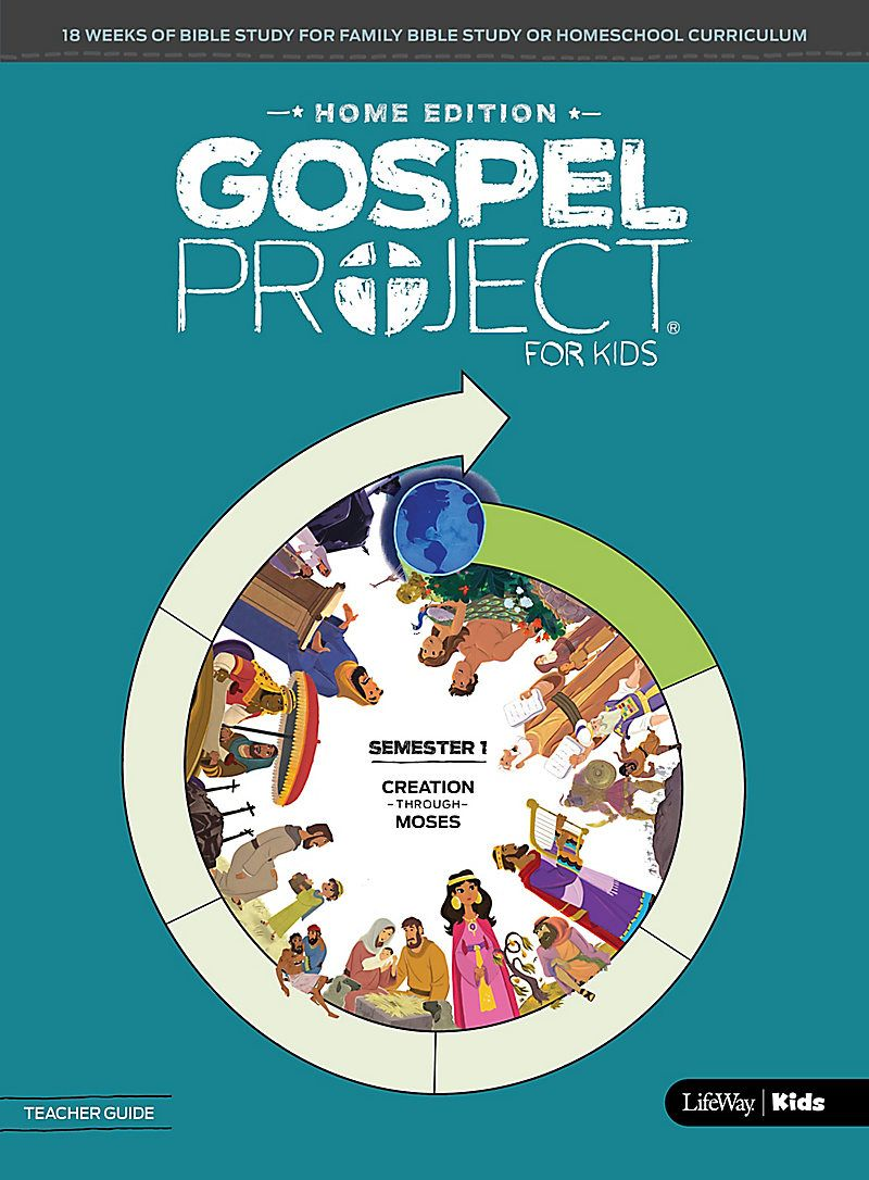 the gospel project for students