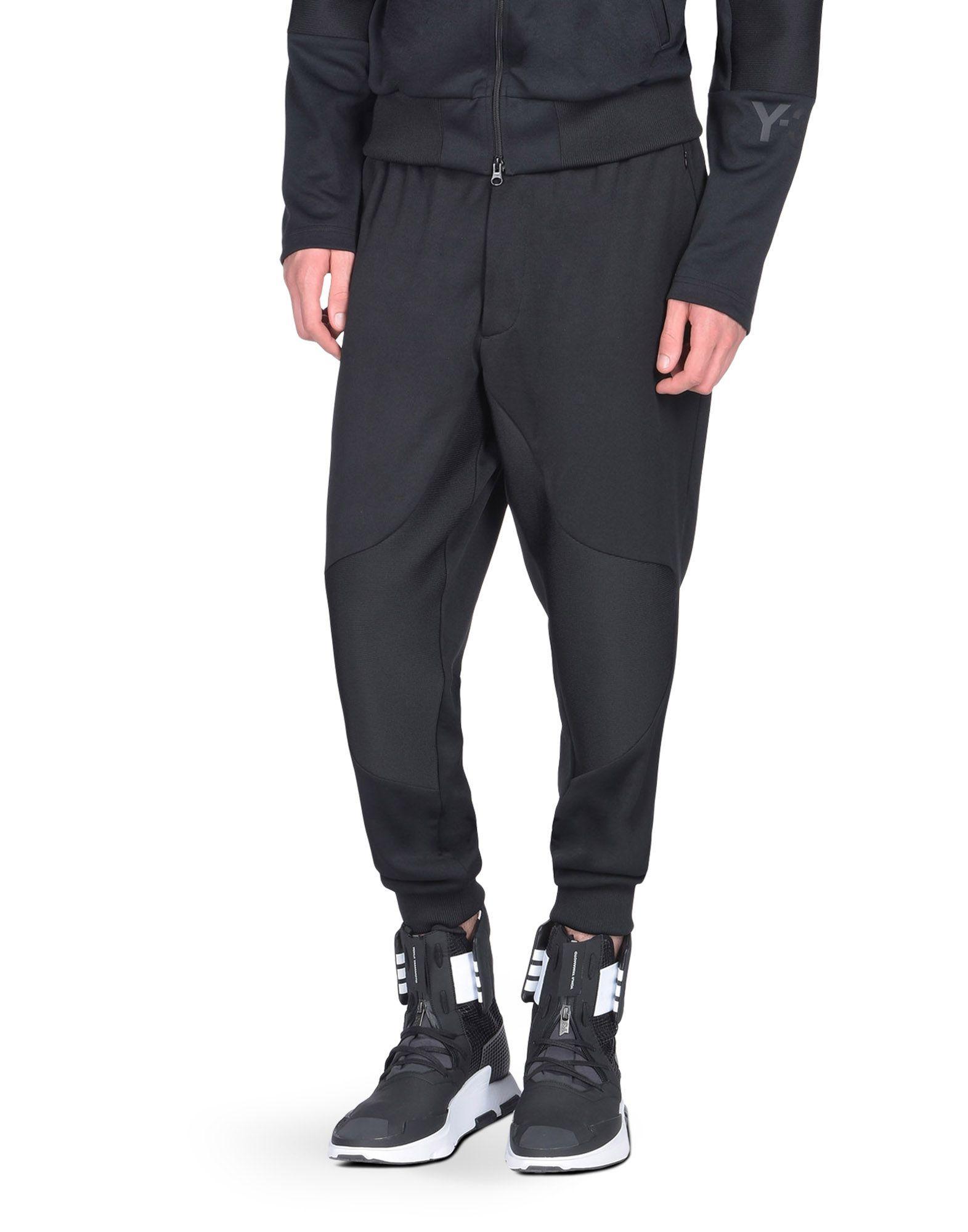 Y-3 CORE TRACK PANT PANTS man Y-3 adidas  b1af698aa6d5