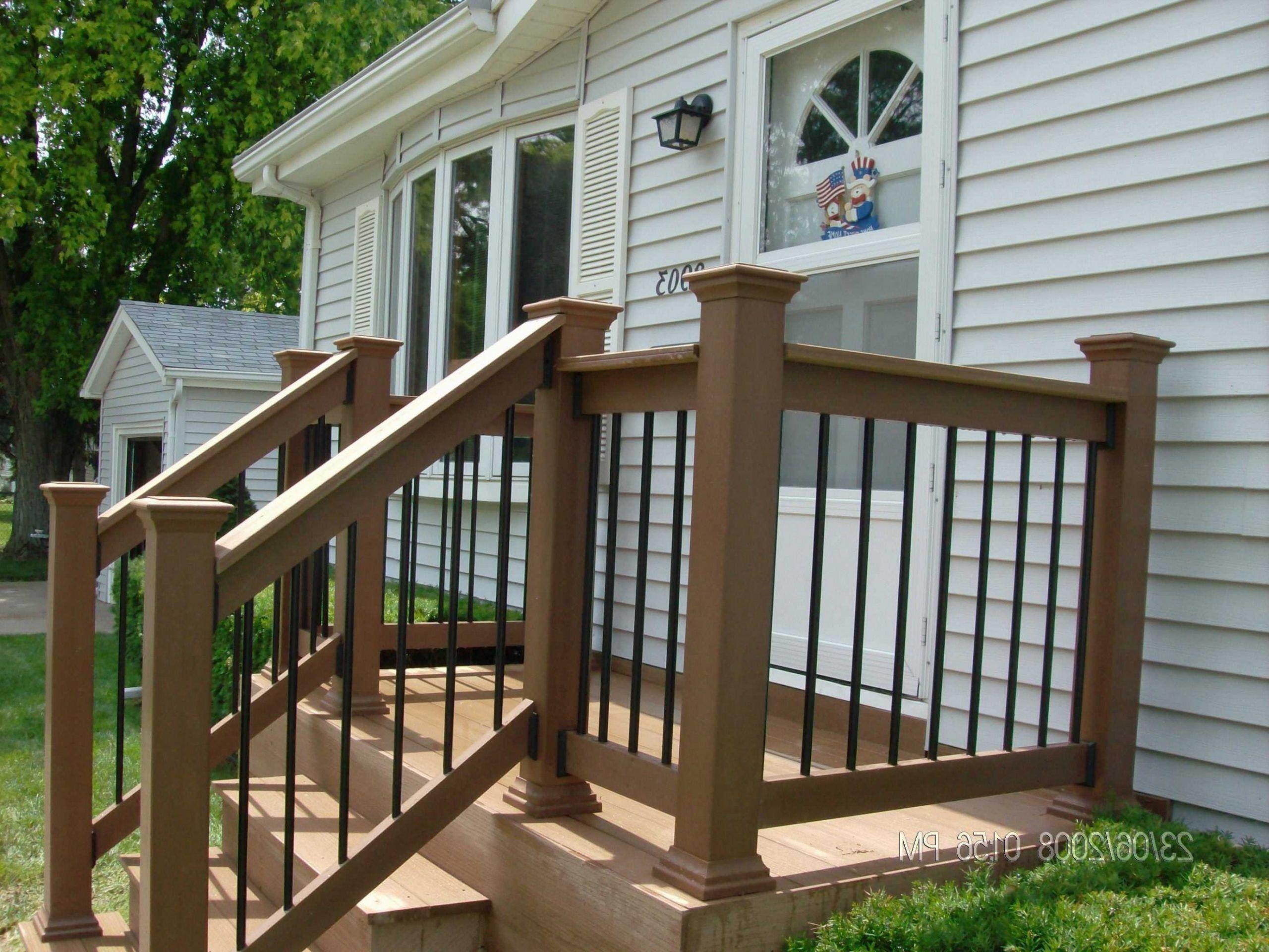 27++ Front stoop railing ideas ideas in 2021