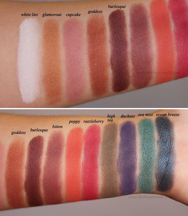 Makeup Geek Eyeshadow Singles Review The Beauty Milk Makeup Geek Eyeshadow Makeup Geek Makeup