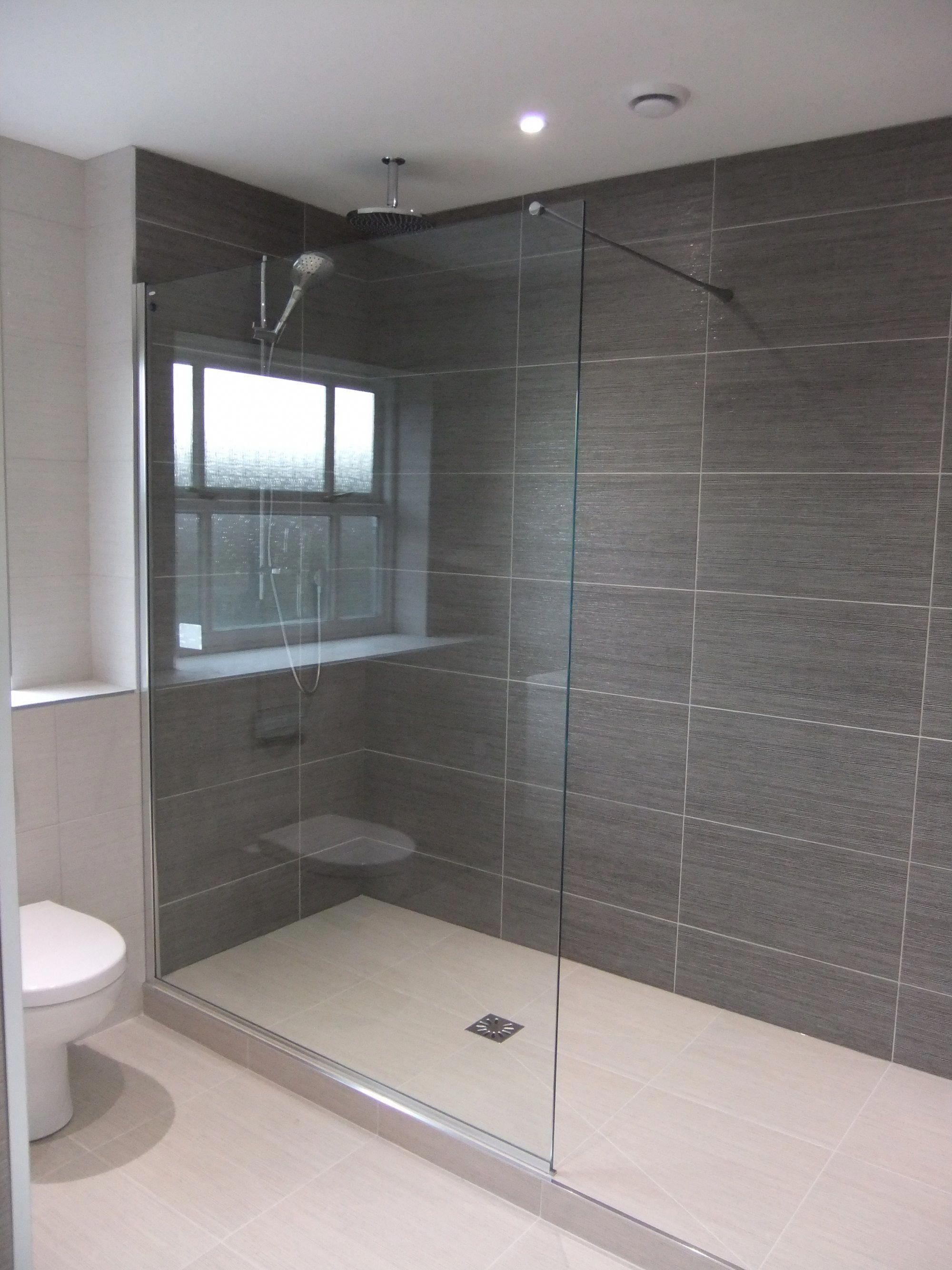 Glass Panel Holder Bathroomshowernew Bathroom Remodel Shower Bathroom Design Bathroom Interior