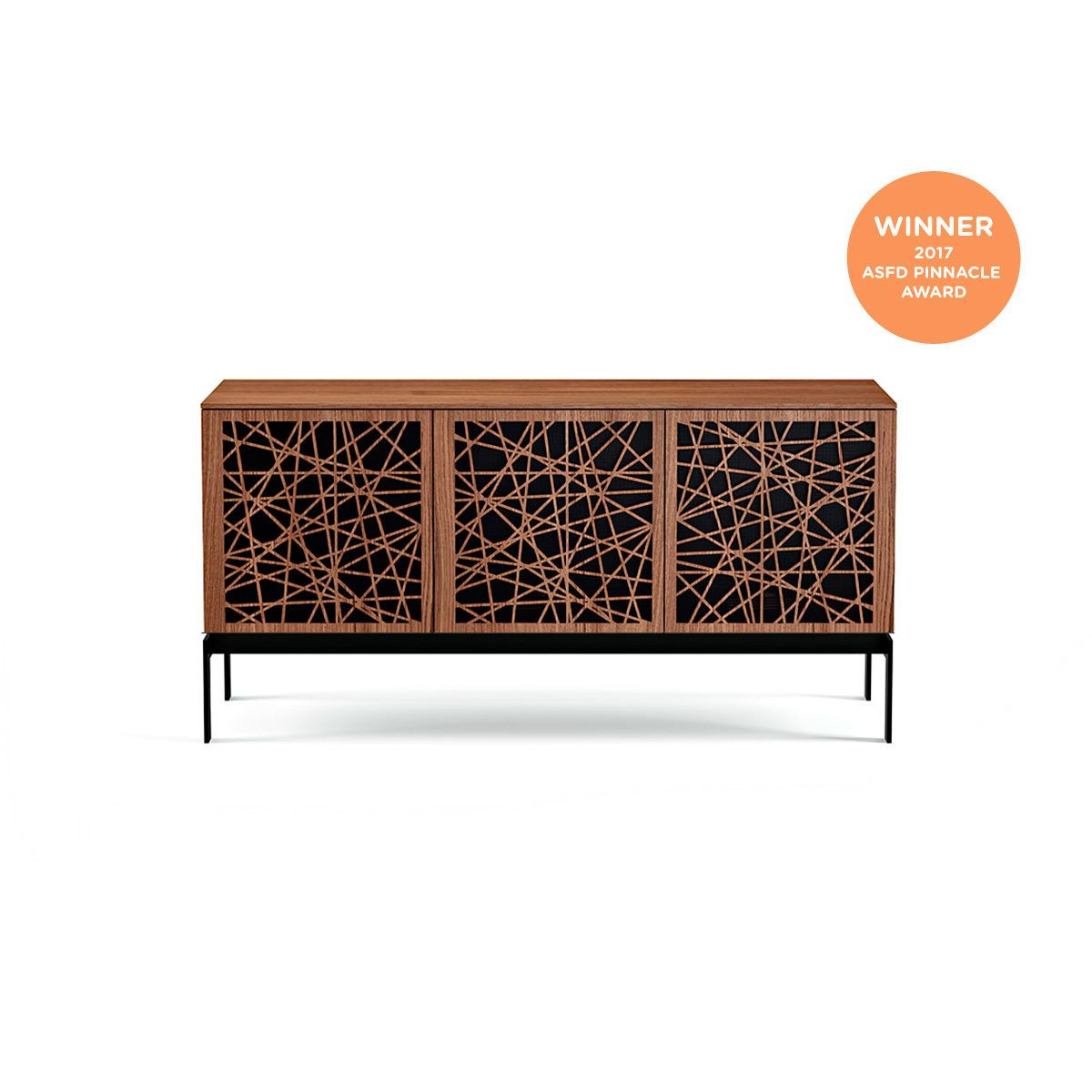 Superbe The Innovative Elements 8777 Is A Customizable Triple Wide Media Cabinet Or  Storage Console That Features