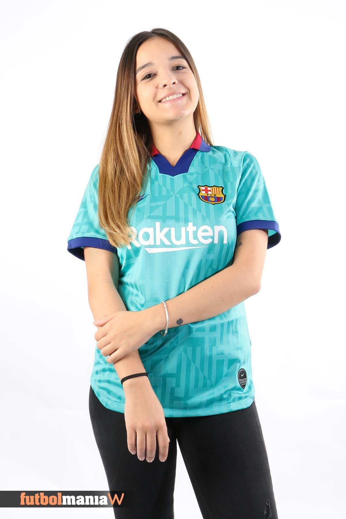 Sin personal Solitario Derribar  Camiseta Nike 3a Barcelona mujer 19 2020 Stadium | Futbol femenino, Fútbol  de barcelona, Nike fútbol
