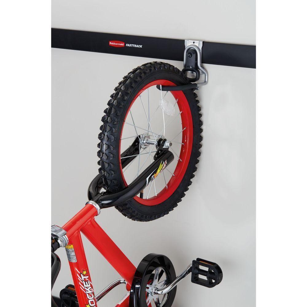 Rubbermaid FastTrack Garage 1Bike Vertical Bike Hook