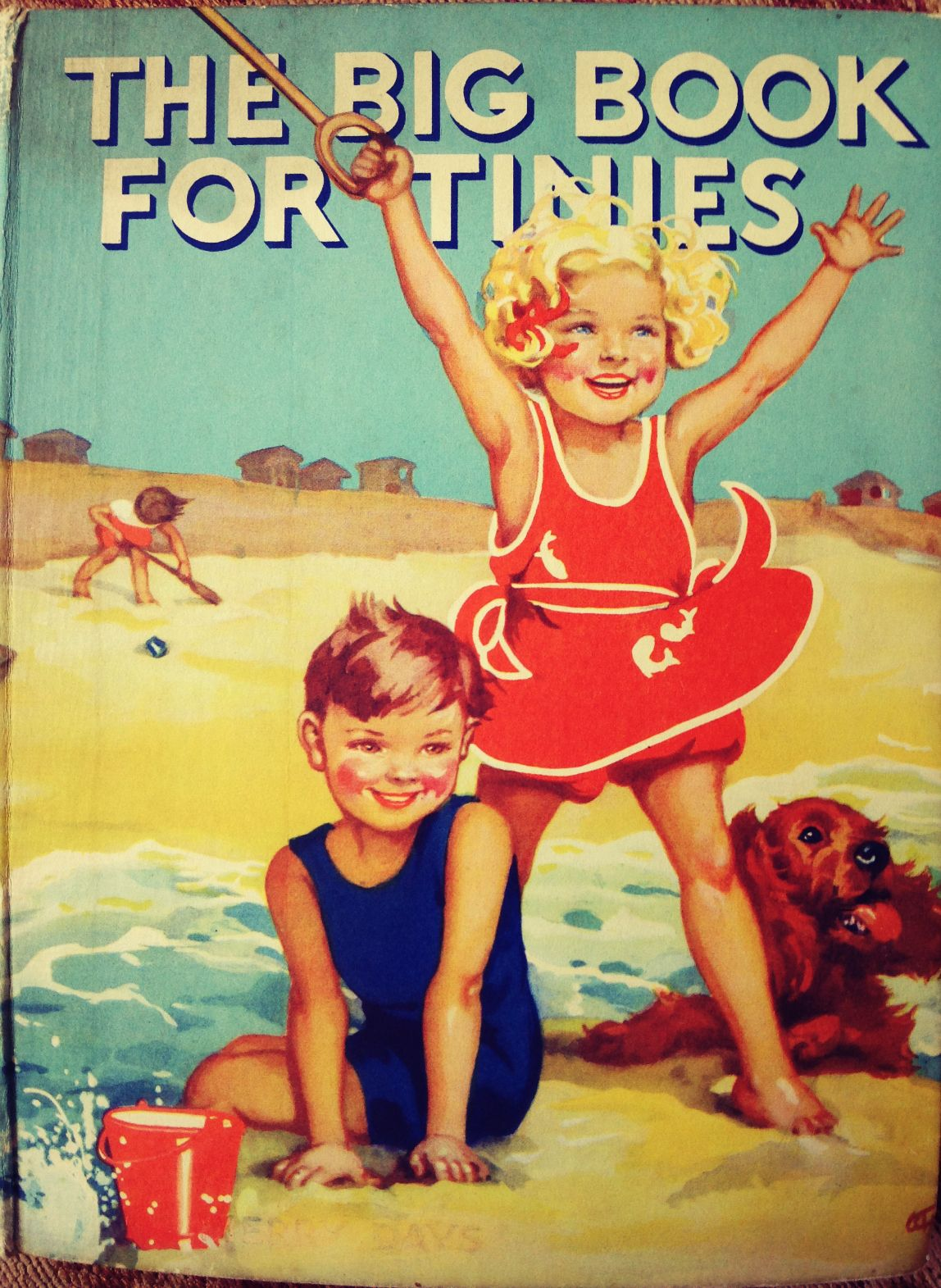 The Big Book for Tinies, Humphrey Milford, undated.