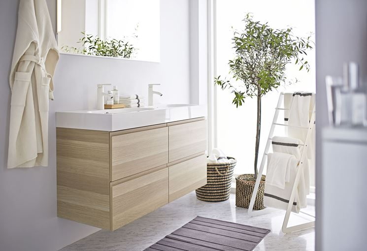 Mobile da bagno sospeso Godmorgon | Bathroom | Pinterest