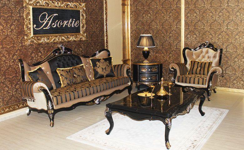 Nara Klasik Koltuk Takımı   ༺✿༻Living Room Design Ideas ...