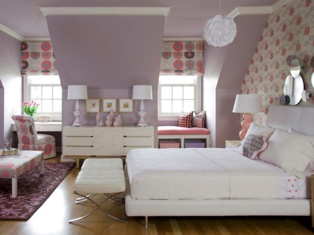 Colores para cuartos juveniles | Interiores | Pinterest | Bedrooms ...