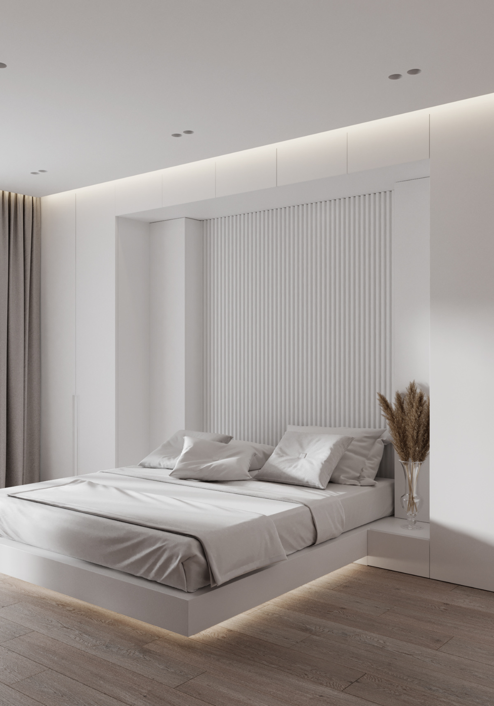 20 AP I soft. on Behance   Room design bedroom, Luxury bedroom master ...