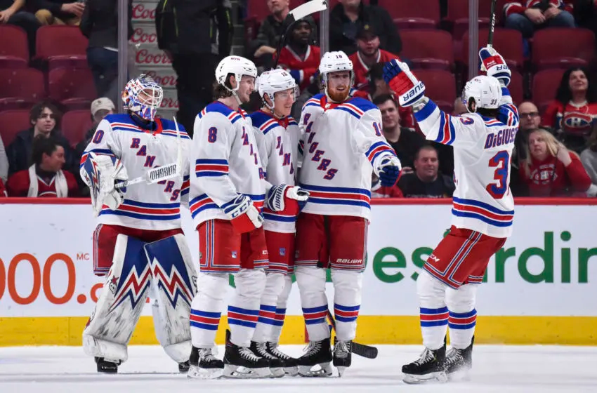 New York Rangers training camp target date announced in