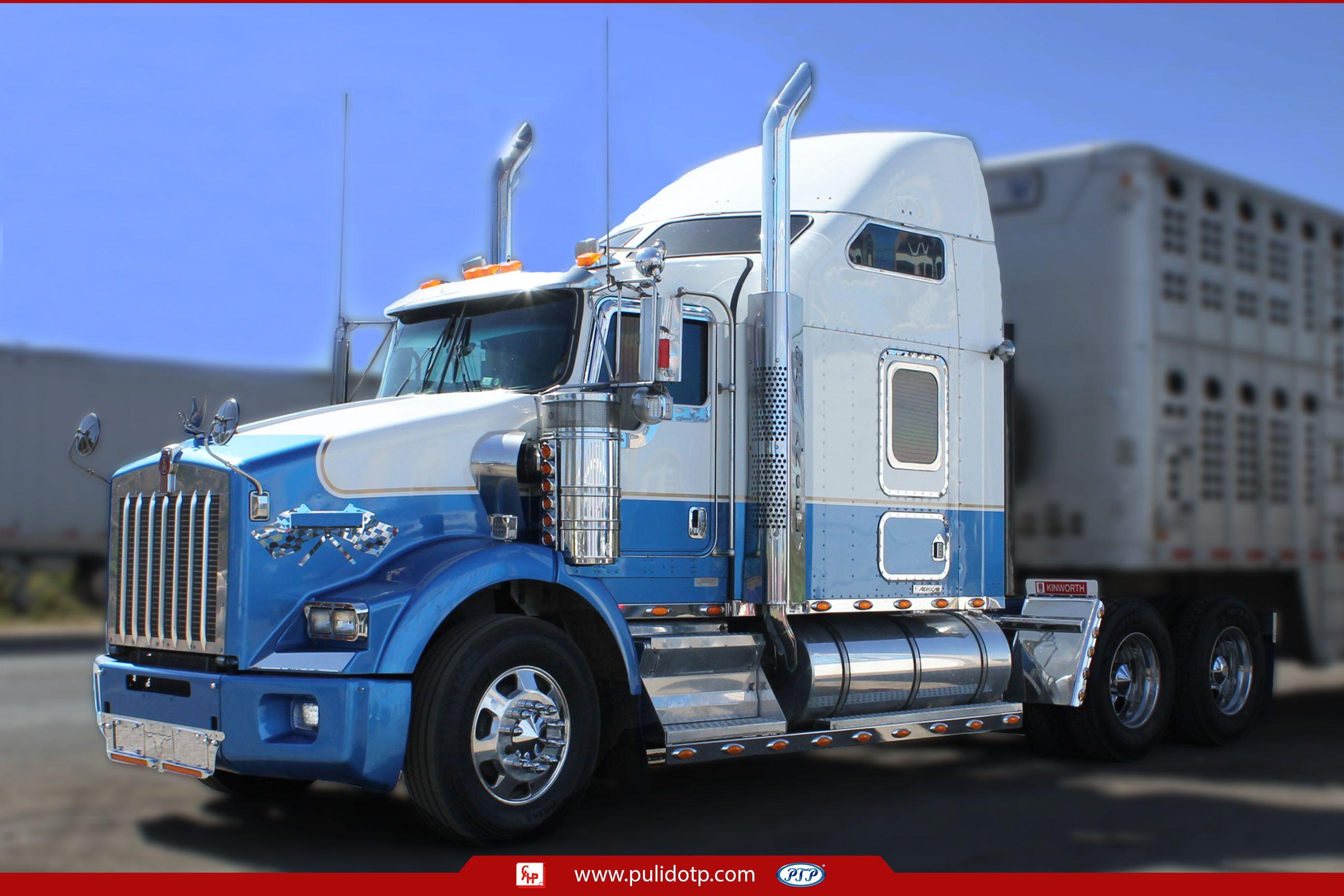 Kw T800 Camiones Kenworth Camiones Personalizados Camiones Grandes
