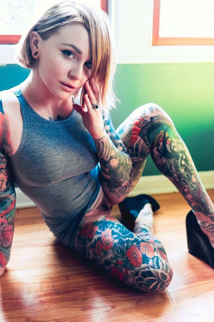 Advise you Suicide girls tattoos body useful question