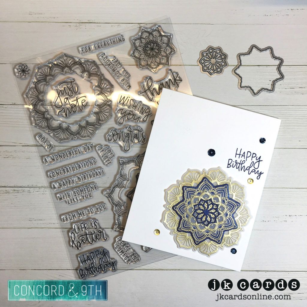 Paper craft crew 247 concord 9th many mandalas photopolymer and concord 9th many mandalas photopolymer and coordinating dies hero arts gold embossing powder the paper cut 48lb vellum and blueprint curious metallic malvernweather Choice Image