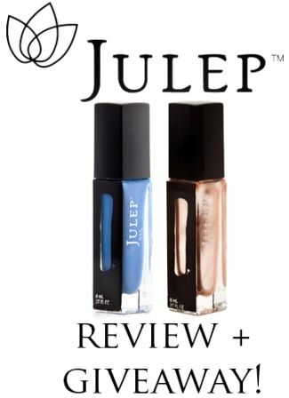 Julep nail polish review PLUS a giveaway! All you need to do is leave a comment for your chance to win. Do it. :)    #manicure #nails
