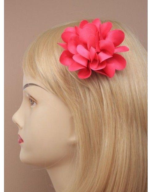 Small Flower Fascinator (6 Optional colours) Wedding Hair Fascinator 8a8ca43cea2