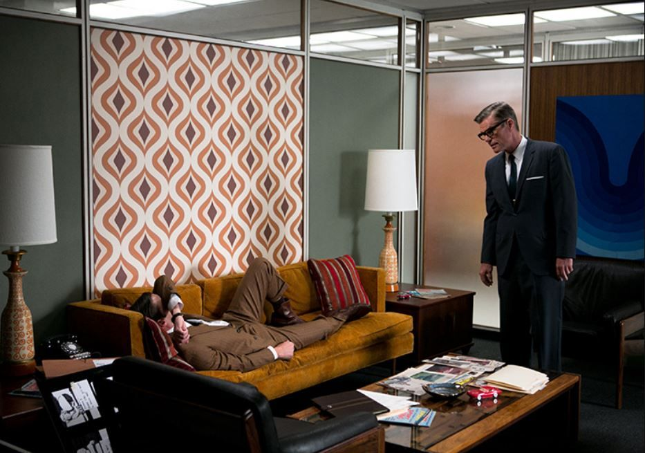 Retro-Chic Mad Men-Inspired Decor: How to Get the Look