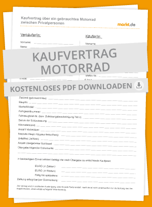 Kaufvertrag Motorrad Mustervertrag Und Tipps Markt De Kaufvertrag Motorrad Kaufen Wolle Kaufen