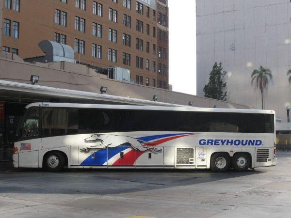 San Diego Greyhound Stations Downtown San Diego San Diego Bay
