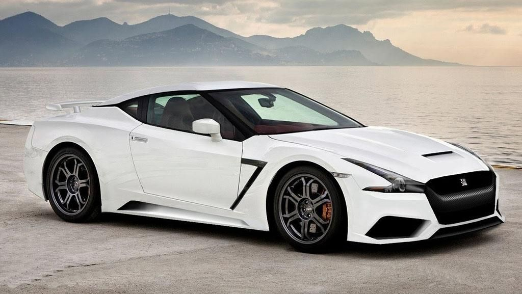 Nissan Gtr 2019 The Future Racing Car Auto Otaku Cars Old And