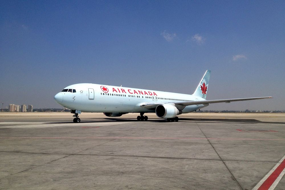Why won't Air Canada let me fly home? Air canada flights