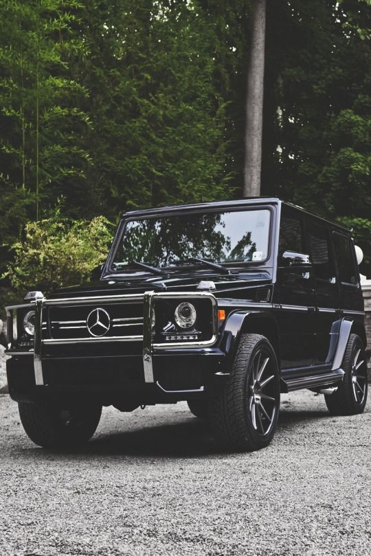 Mercedes Benz G63 Black Mercedes Benz Mercedes G Wagon Dream Cars