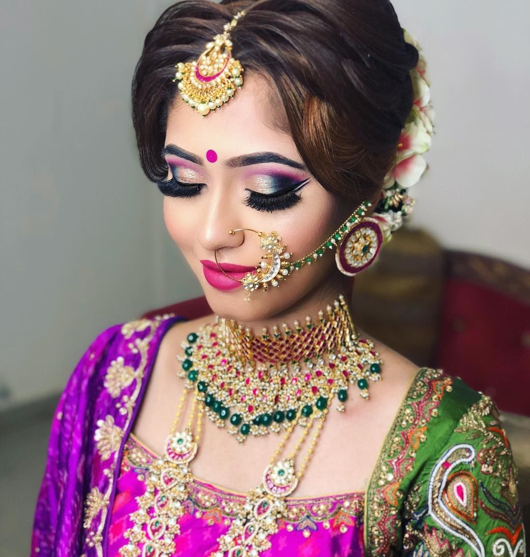 """Richa Dave on Instagram """"Latest Look Of """"Our Live Makeup"""