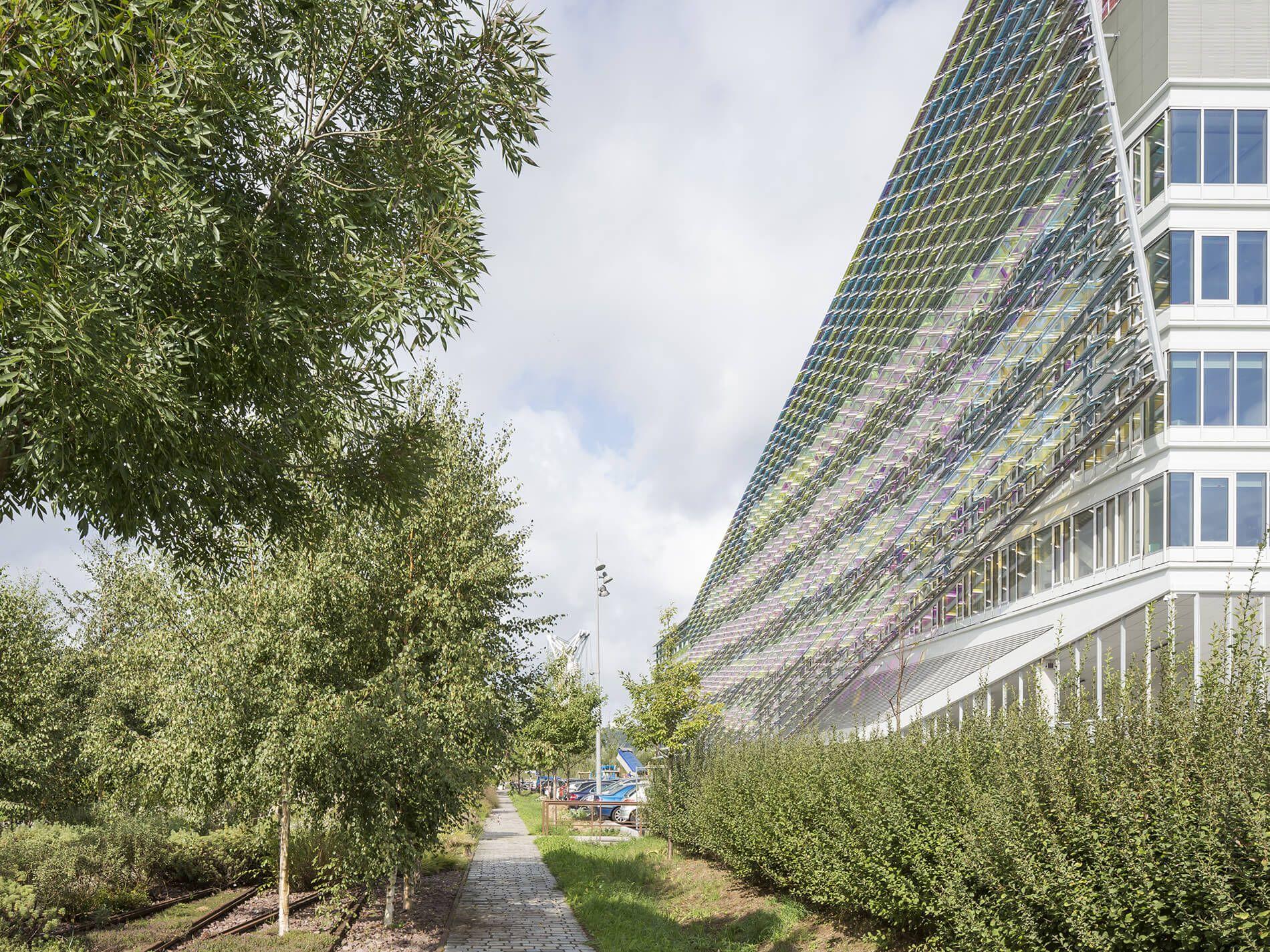 Jacques Ferrier Architecture - M Tropole Rouen Normandie