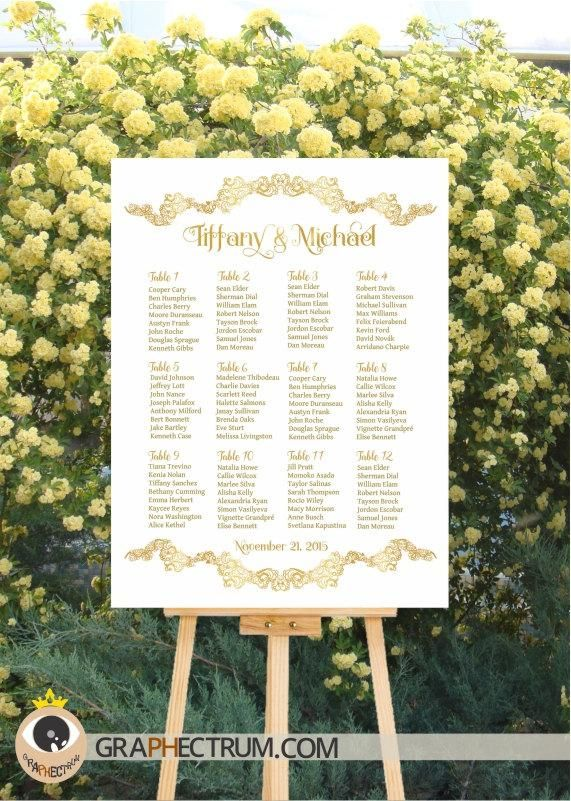 Table Assignment Ideas find this pin and more on creative table - wedding charts