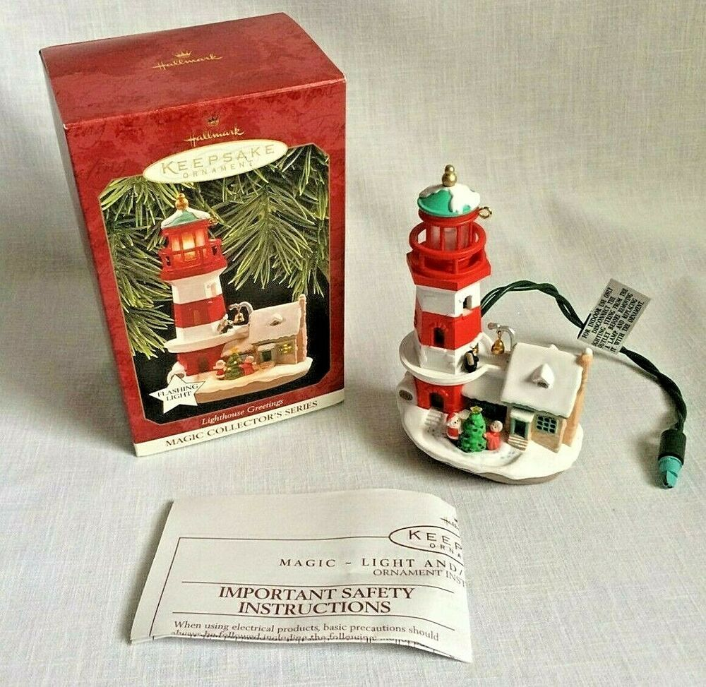 Carousel... Hallmark Keepsake Mini Christmas Ornament 2018 Year Dated