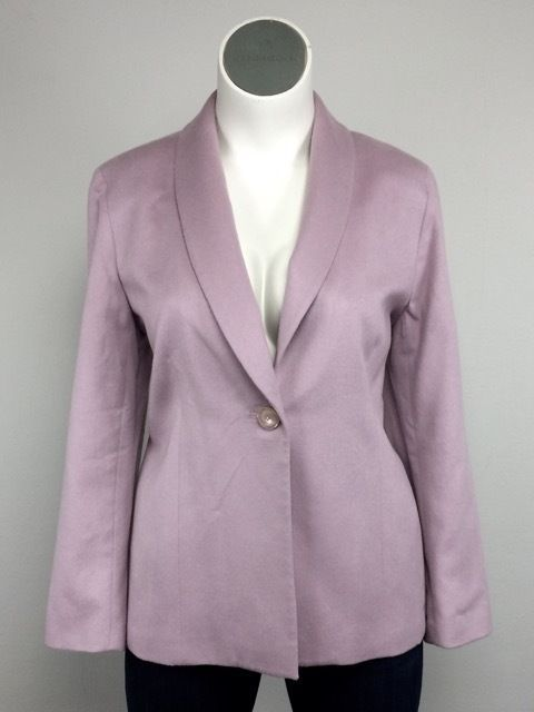 Nwt Austin Reed 18 Lilac Lavender Purple Angora Virgin Wool Blazer Jacket London Austinreed Jacketblazer Wool Blazer Wool Blazer Jacket Blazer