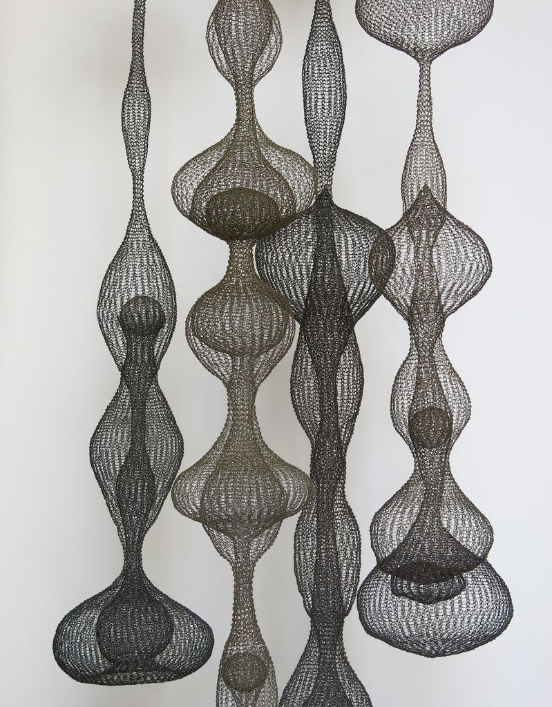 Ruth Asawa Sculptures at San Jose Museum of Art | Pinterest ...