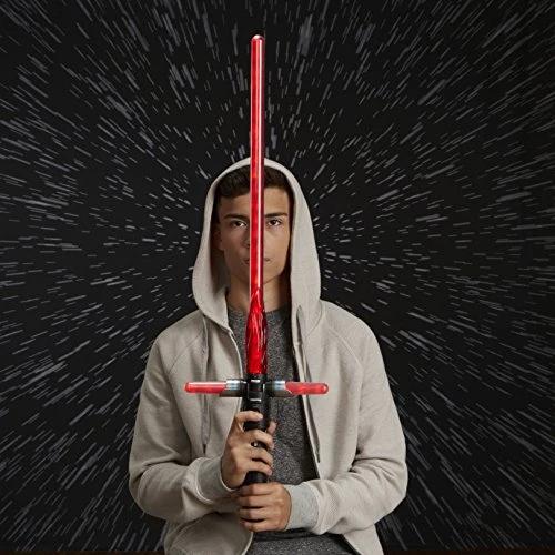 Star Wars Bladebuilders Kylo Ren Deluxe Electronic Lightsaber Stockcalifornia New Star Wars Star Wars Lightsaber