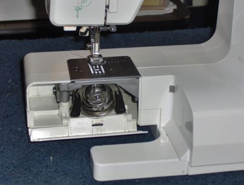 Loading The Bobbin EuroPro Sewing Machine Pinterest Sewing Mesmerizing Euro Pro Denim And Silk Sewing Machine