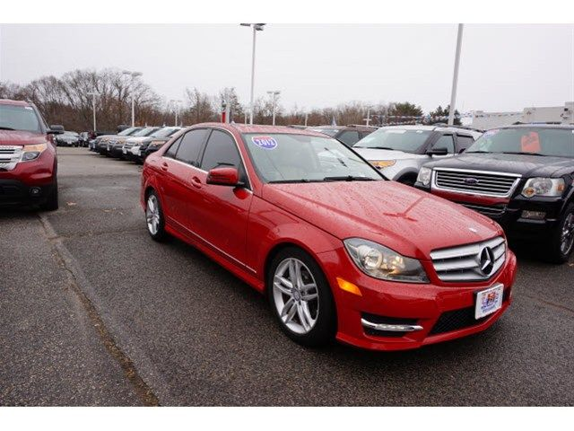 2012 Mercedes Benz C300 In Red Bank Nj For 24 495 Mercedes Benz C300 Mercedes Benz Benz