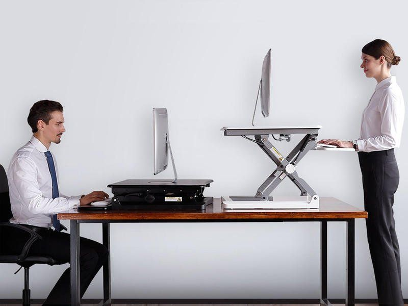 Stand Up For Your Work With Today S Sale On Flexispot Sit Stand