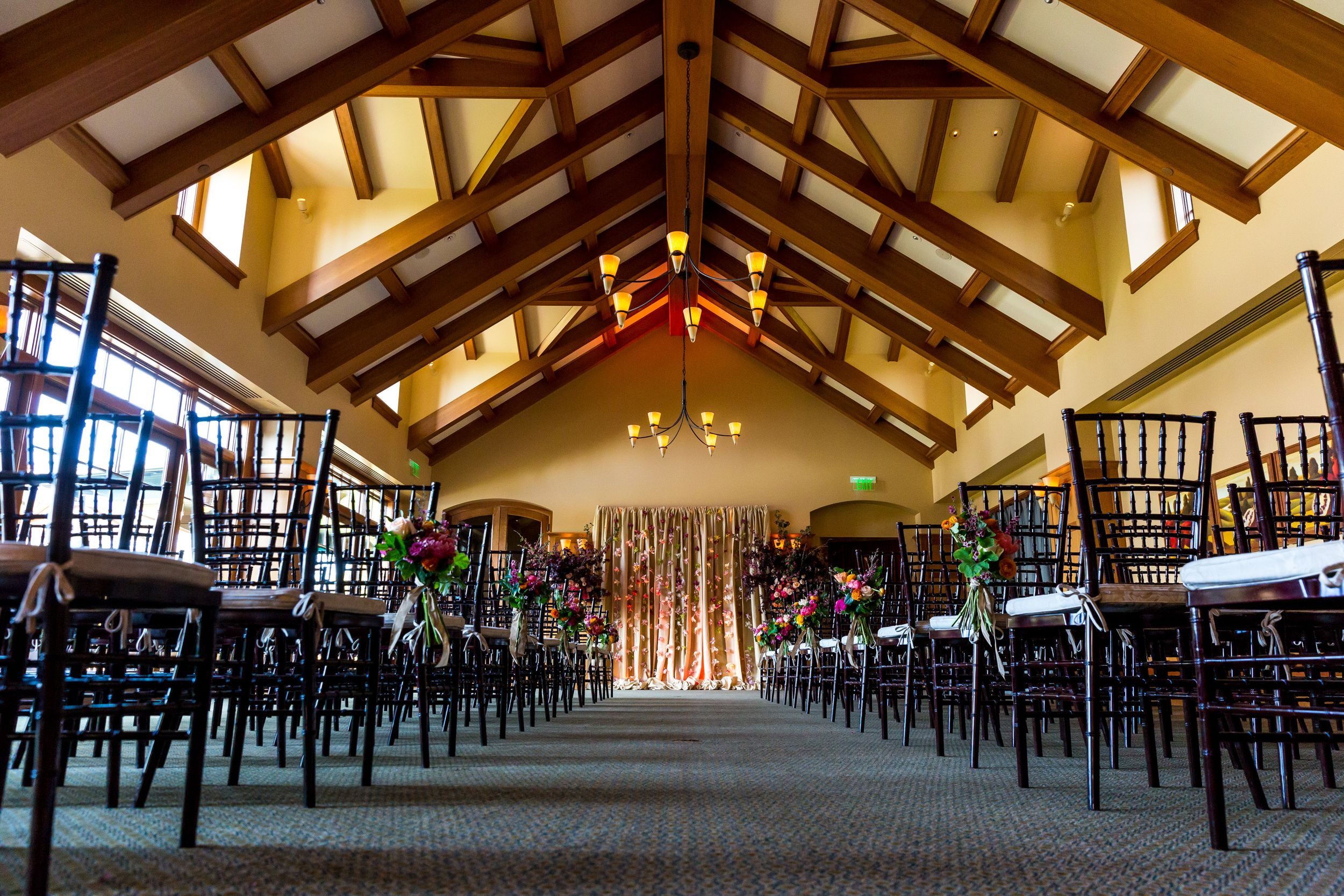 Sharon Heights Golf Country Club Wedding Menlo Park California