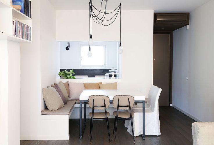 Come progettare la cucina con angolo pranzo in modo ...