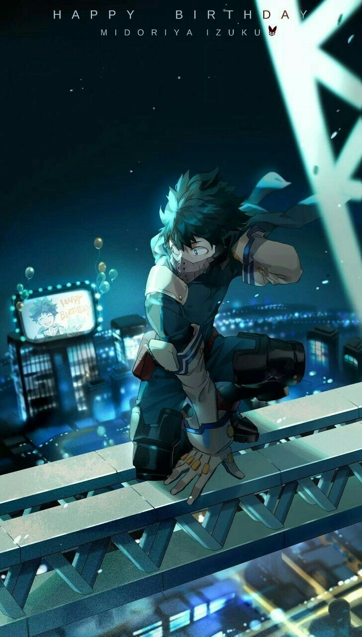 Hero Deku My Hero My Hero Academia Episodes Hero Wallpaper
